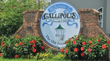 Gallipolis Sign
