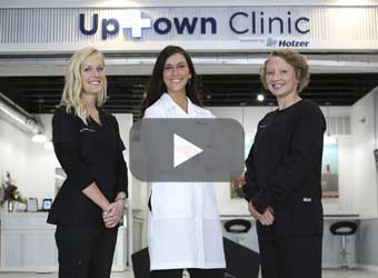 Uptown Clinic video