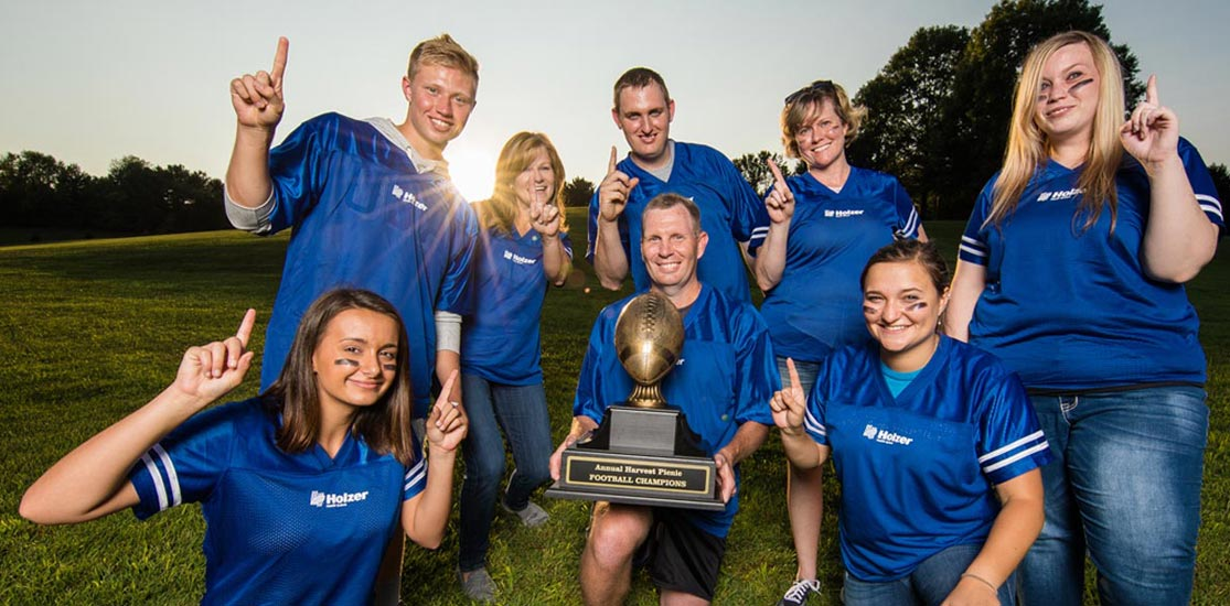 Holzer Orthopedics: Championship Team