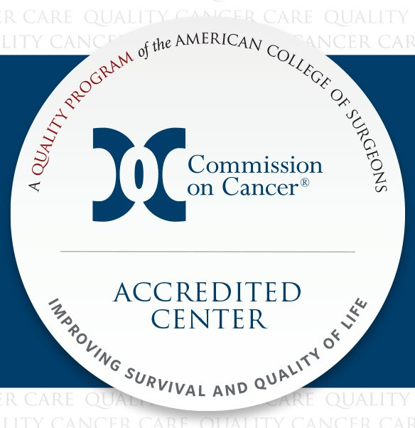 Commission on Cancer Stamp